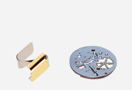 MICRO STAMPINGS & MICRO LASER CUTTING